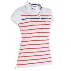 Womens Active Polo Shirt
