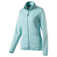 Womens Full Zip Active Top