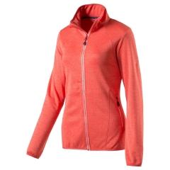 Womens Full Zip Sports Top
