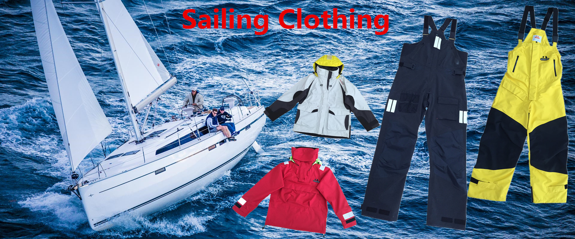 Sailing Clothing