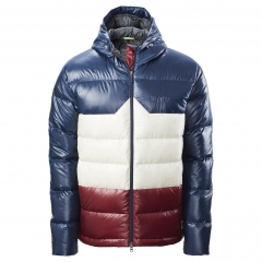 Men's puffer down jacket