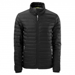 Men's packalbe down jacket